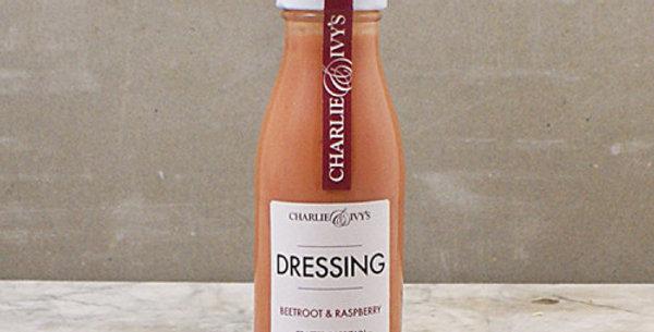 Charlie & Ivy's Beetroot & Raspberry Dressing - 250ml