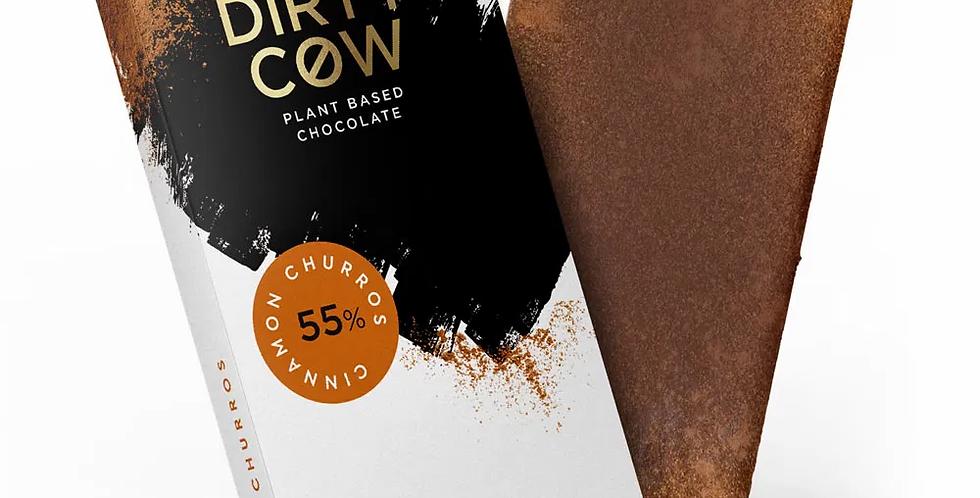 Dirty Cow - Cinnamon Churros - 80g