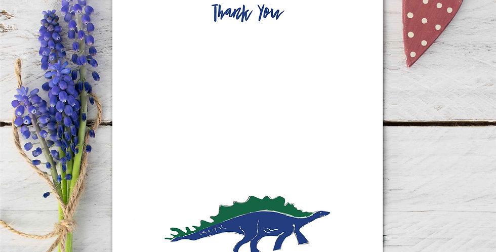 Marina B Designs - Dinosaur Notecards