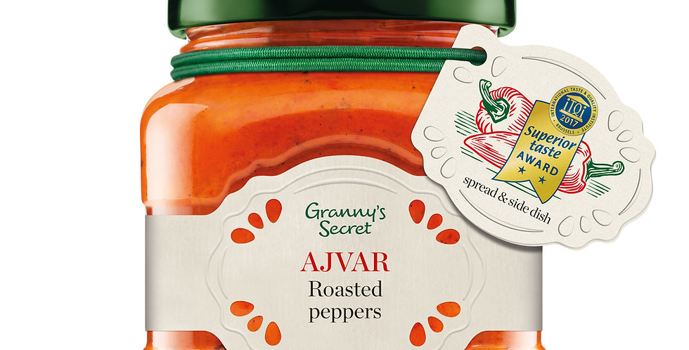Granny's Secret - Ajvar - 550g