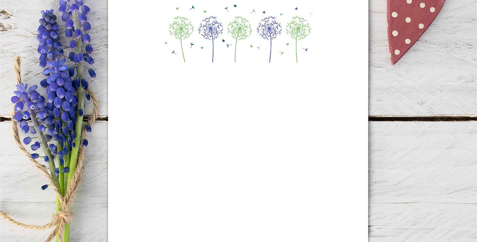 Marina B Designs - Magical Wishes Notecards