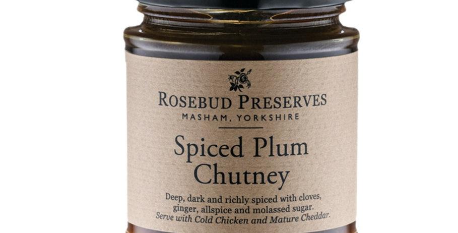 Rosebud Preserves -  Spiced Plum Chutney