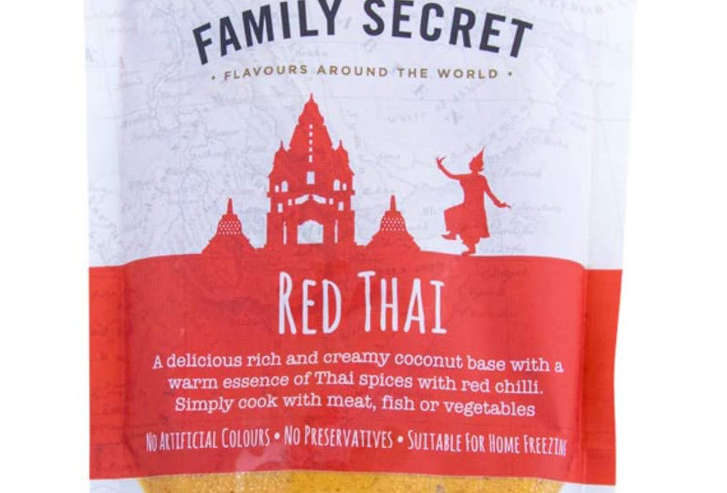 Family Secret - Red Thai