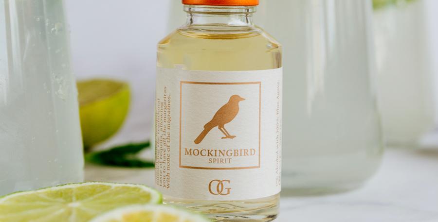 Mockingbird Spirit - Non Alcoholic Tequila - 5cl