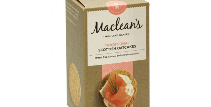 Maclean's Traditional Oatcakes – 150G