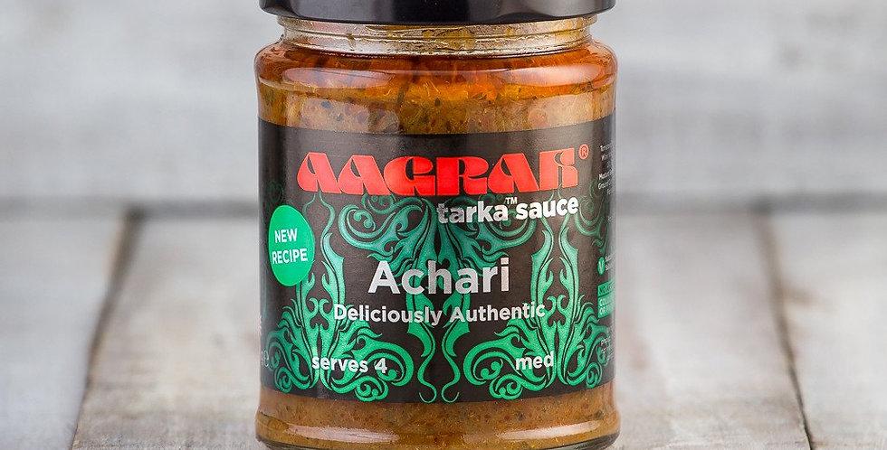 Aagrah Achari Cooking Sauces - 270g