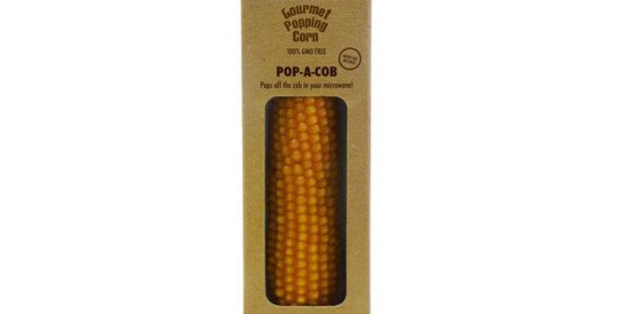 Zaramama Gourmet Golden Butter  Pop-a-Cob Popcorn