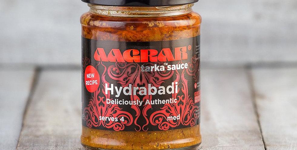 Aagrah Hydrabadi Cooking Sauces - 270g