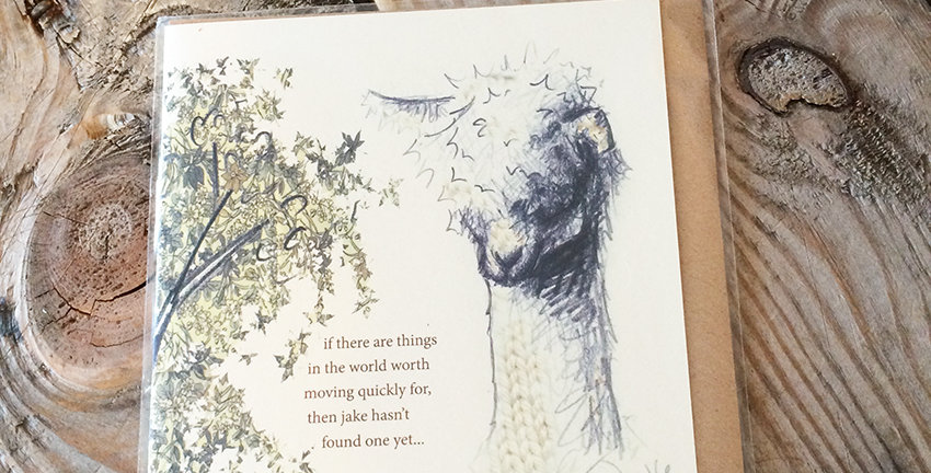 Alpacaly Ever After - Jake Greeting Card