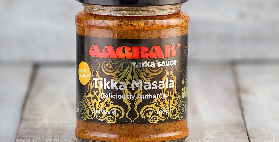Aagrah Tikka Masala Cooking Sauces - 270g