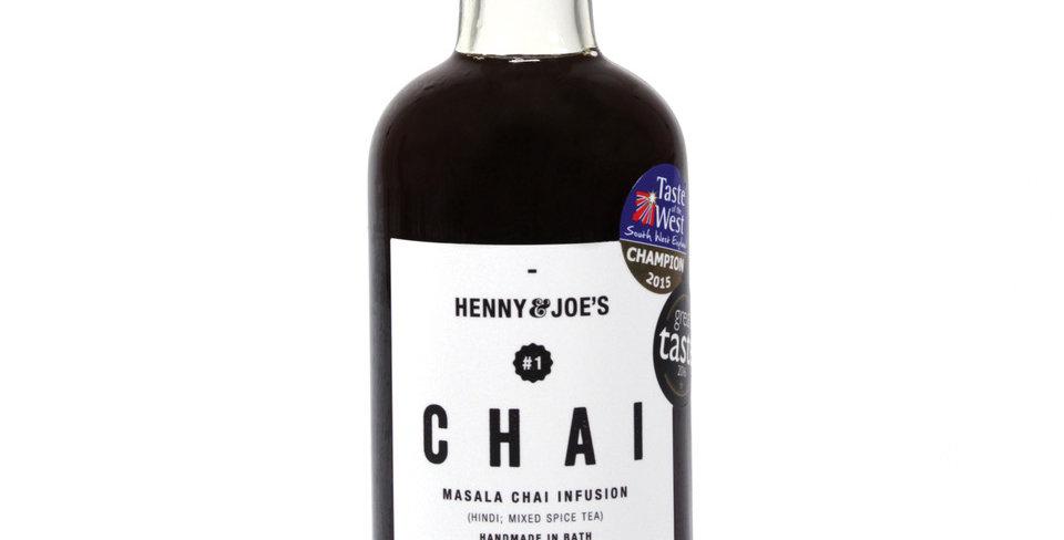 Henny & Joe's Masala Chai - 250ml