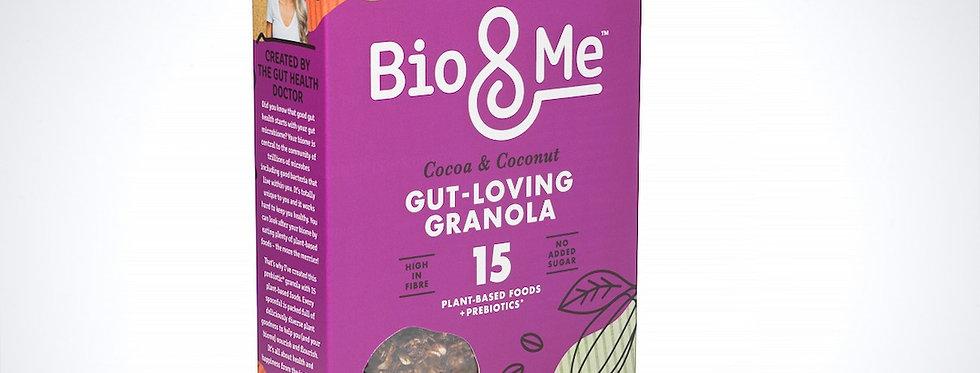 Bio & Me Cocoa & Coconut Granola - 360g