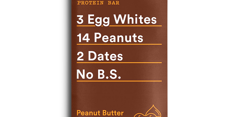 RX BAR - Peanut Butter Chocolate Protein Bar x 12