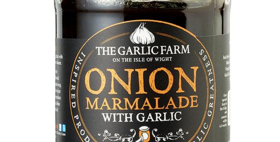 The Garlic Farm - Onion Marmalade with Garlic