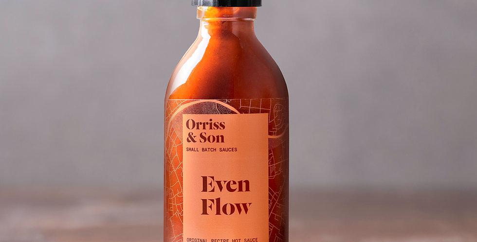 Orriss & Son - Even Flow - Habanero Sauce - 200ml