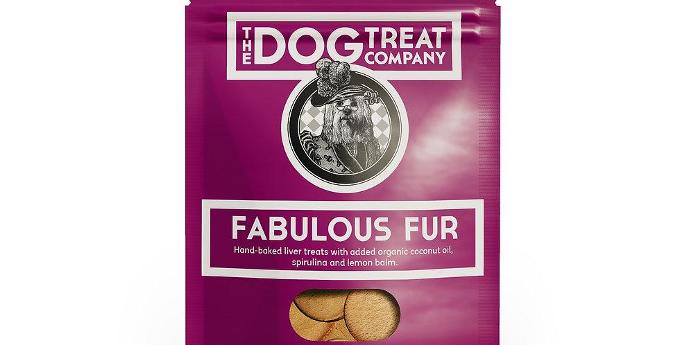 The Dog Treat Company - Fabulous Fur - 50g