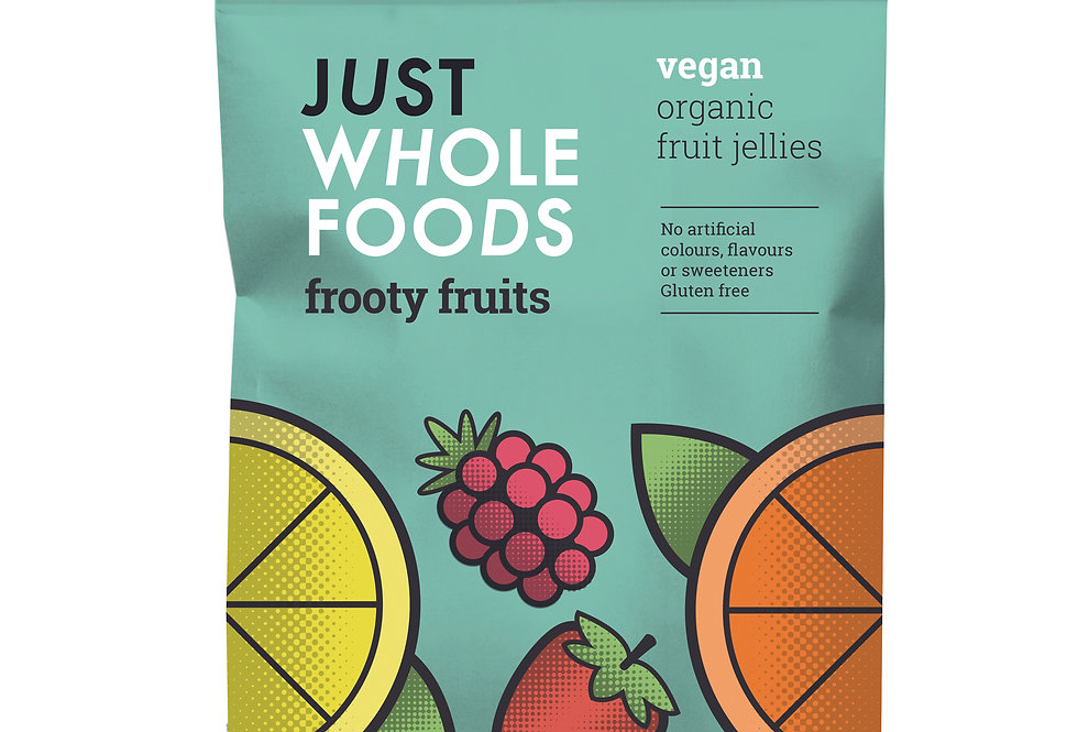Just Whole Foods Frooty Fruits - 100g