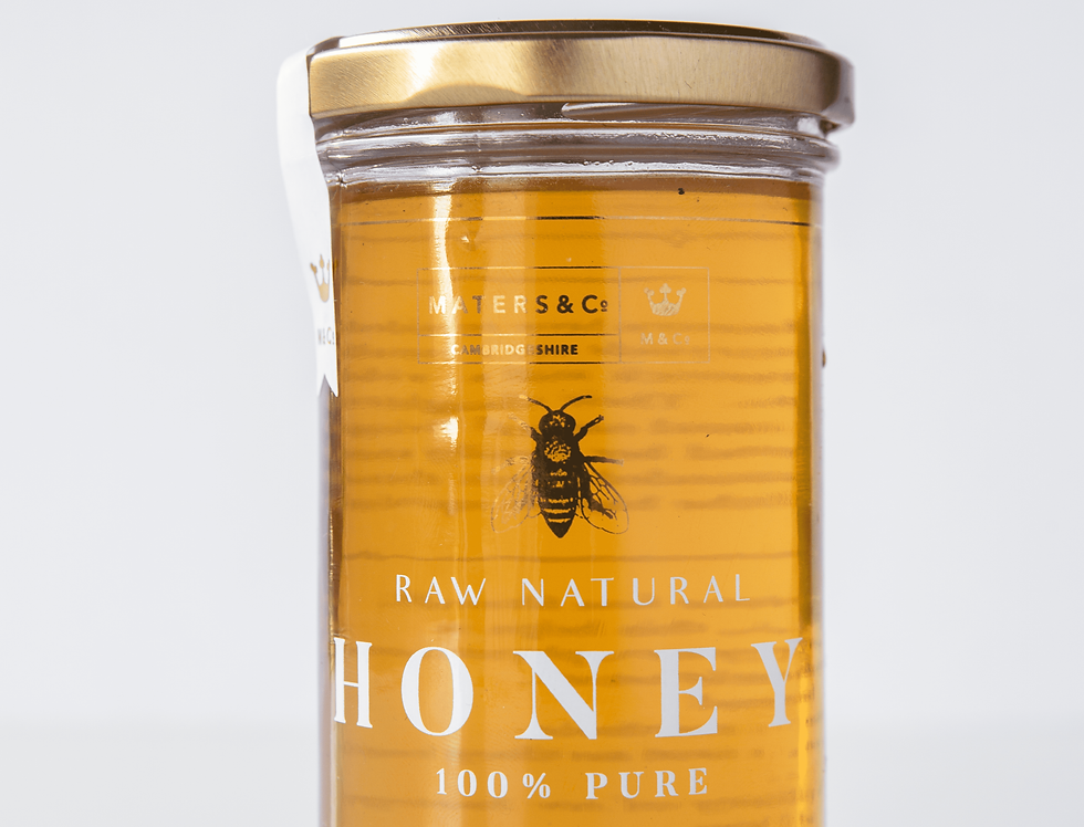 Maters & Co - Raw Acacia Honey - 325g