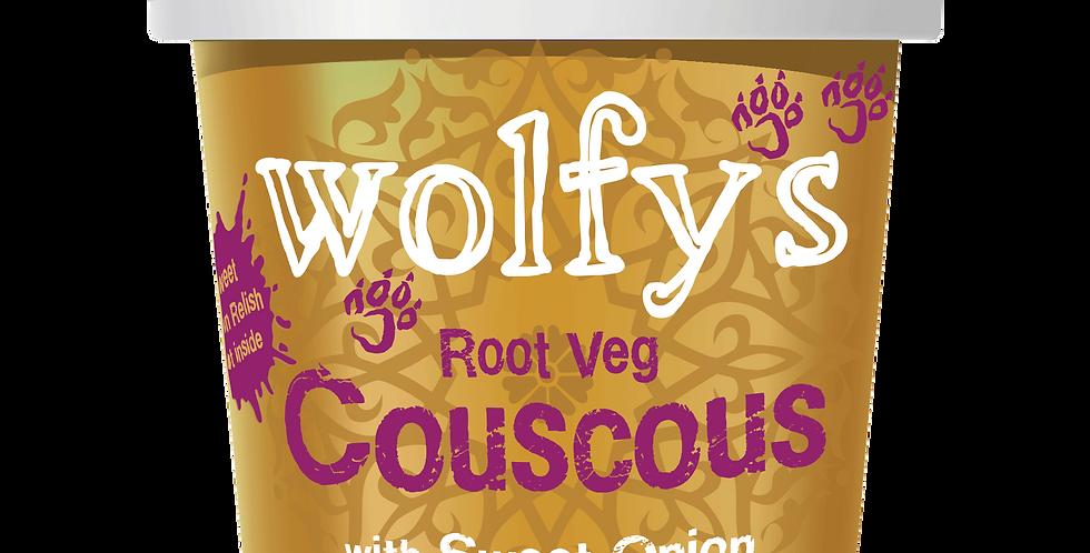 Wolfys - Root Veg Couscous - 97g