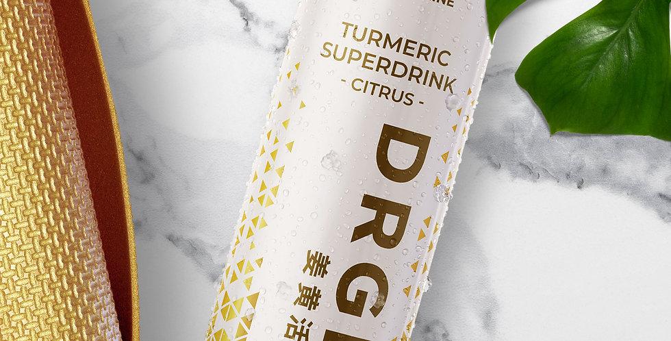 DRGN Turmeric Superdrink 250ml x 6