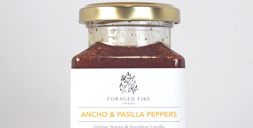Foraged Fire - Winter Spiced Hot Honey - 200ml