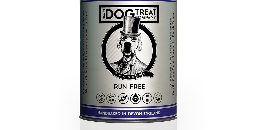 The Dog Treat Company - Run Free - 150g