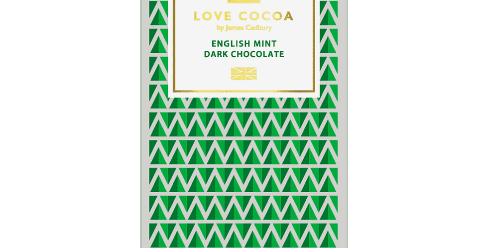 Love Cocoa - English Mint - 80g