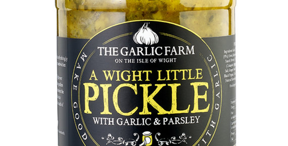 The Garlic Farm - A Wight Little Pickle