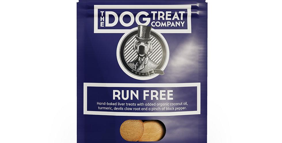 The Dog Treat Company - Run Free - 50g