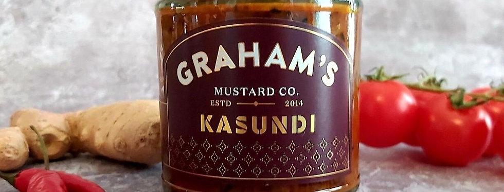 Graham's Kasundi - 190g