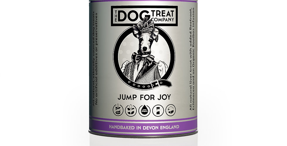 The Dog Treat Company - Jump for Joy - 150g