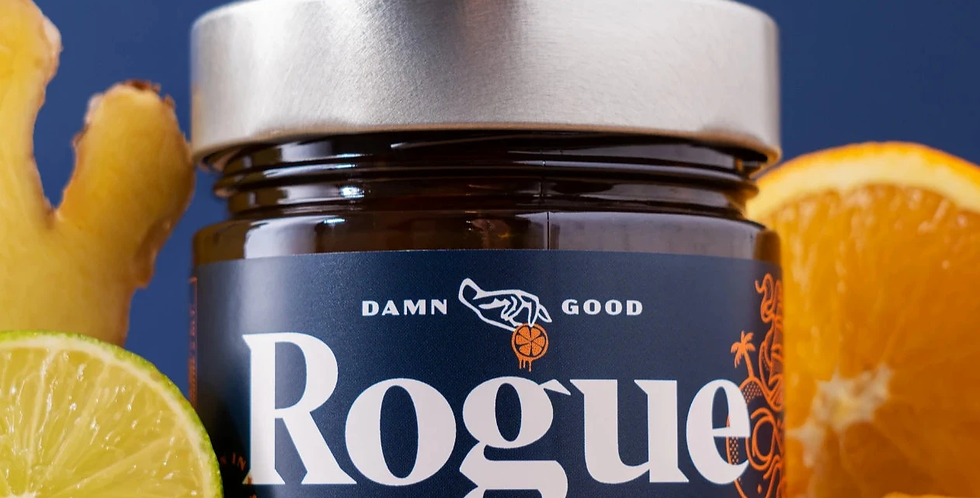 Rogue - Dark & Stormy Marmalade - 290g