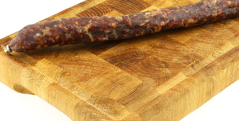 Somerset Charcuterie - Fennel Salami - approx 170g