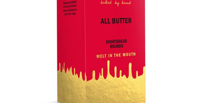 Dean's Shortbread - All Butter Shortbread Rounds - 150g