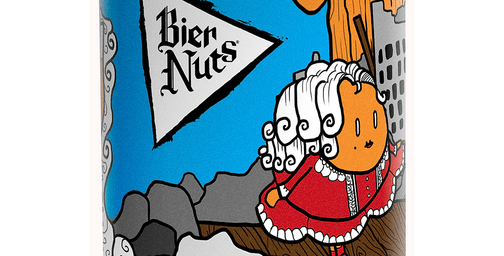 Bier Nuts - Classic Crunchy Coated Peanuts - 45g x 6