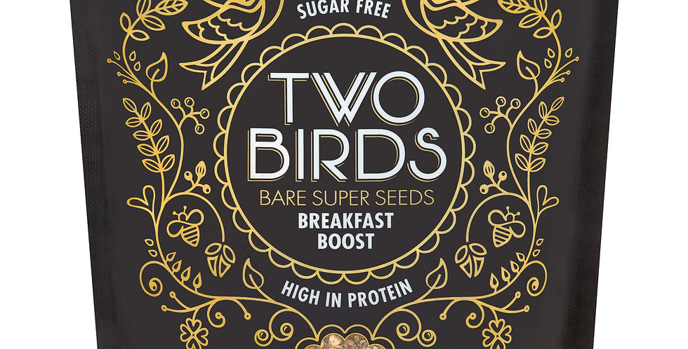 Two Birds - Bare Super Seeds Breakfast Boost - 150g