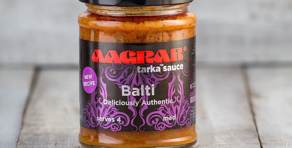 Aagrah Balti Cooking Sauces - 270g
