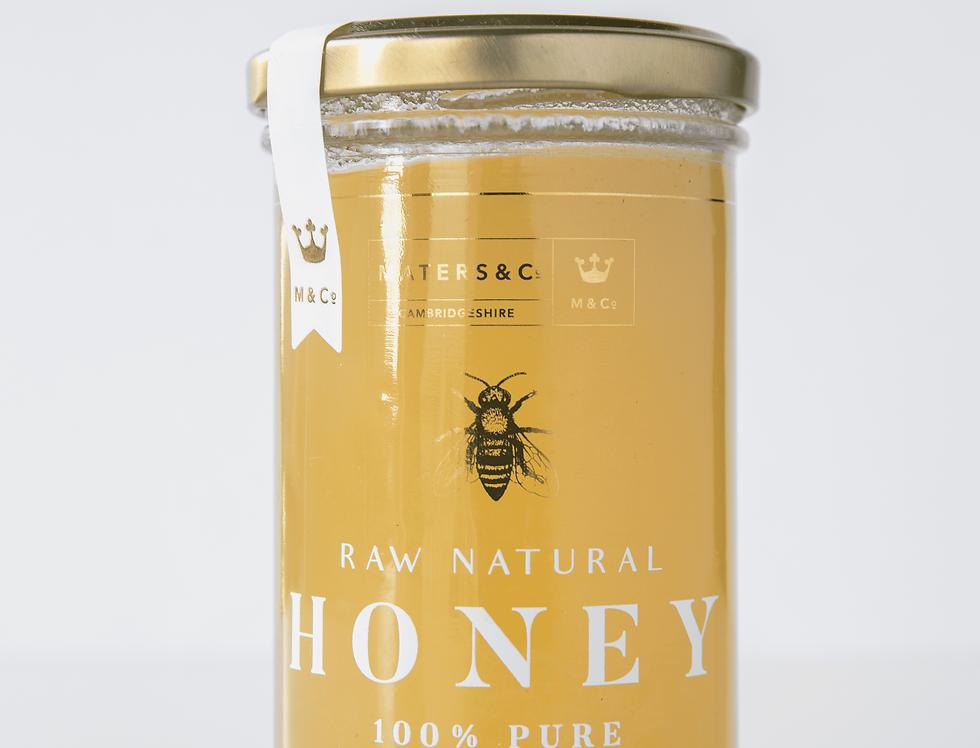 Maters & Co - Raw Cambridgeshire Summer Honey - 325g