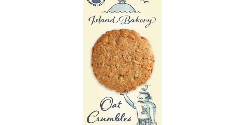 Island Bakery  - Oat Crumbles - 125g