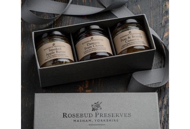 Rosebud Preserves -  Fruits for Cheese Gift Box