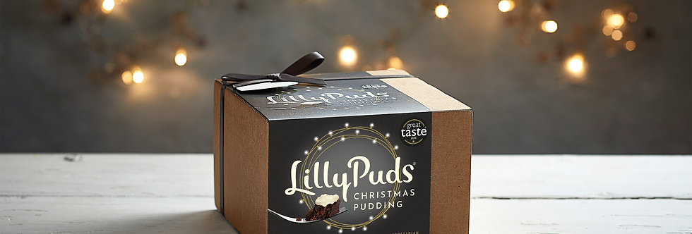 Premium Traditional Christmas Pudding - 454g