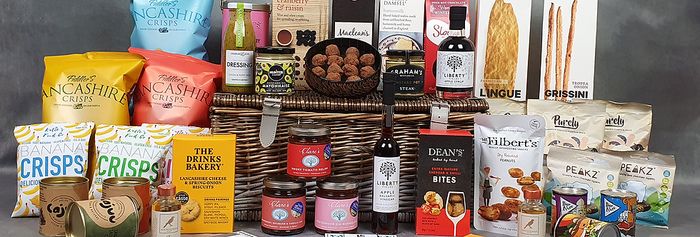 The Fetcham Park House Signature Hamper (supplied in a Straw Filled Box)