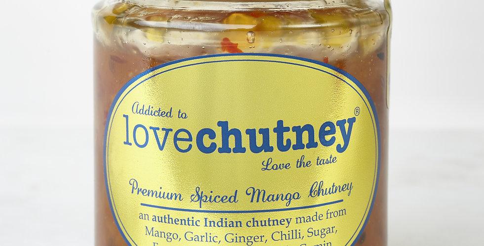 Lovechutney - Spiced Mango Chutney - 180g
