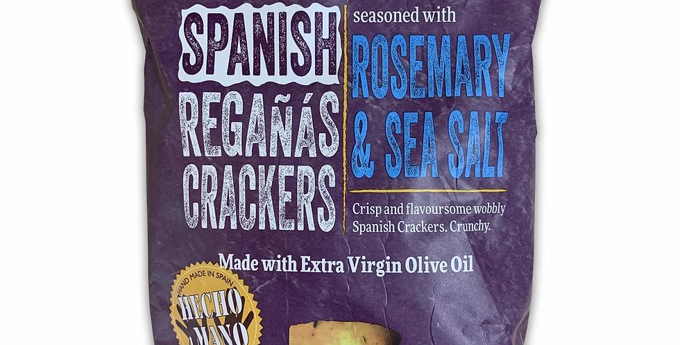 Olives Et El - Rosemary & Sea Salt Reganas - 225g