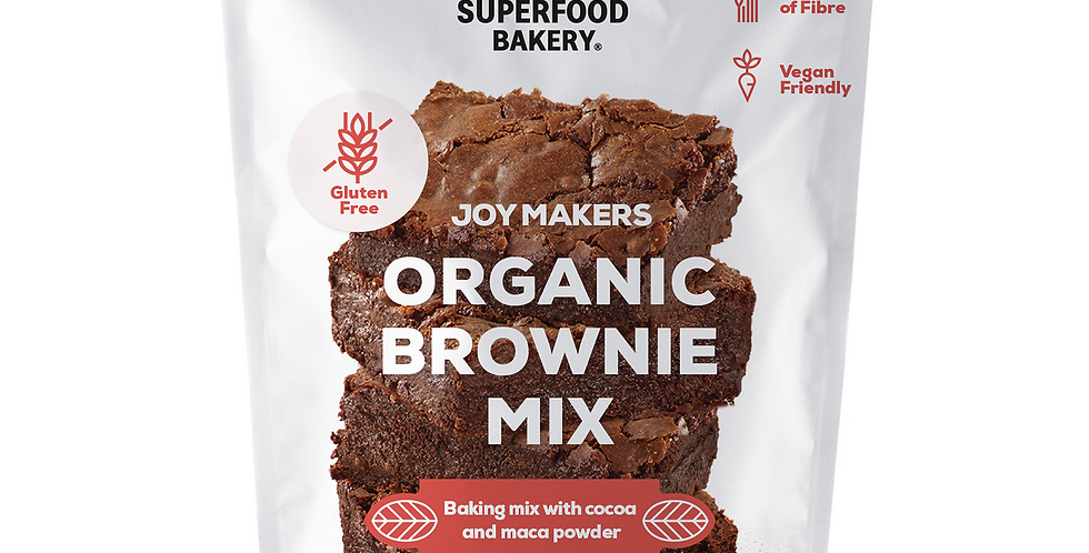 Superfood Bakery - Organic Gluten Free Brownie Mix