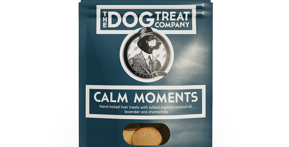 The Dog Treat Company - Calm Moments - 50g