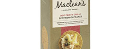 Maclean's Feisty Chilli Oatcakes – 150G