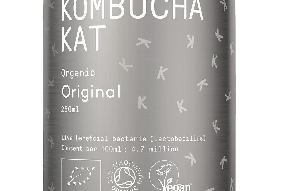 Kombucha Kat - Original 4 x 250ml