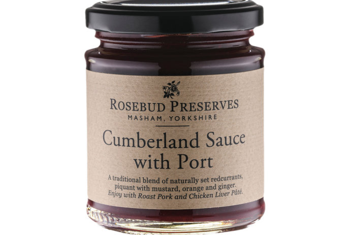 Rosebud Preserves -  Cumberland Sauce with Port