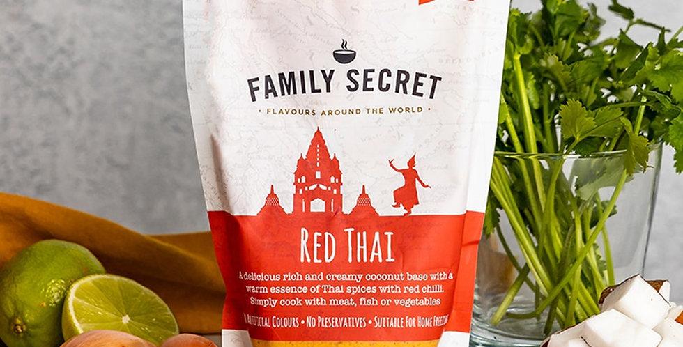 Family Secret - Red Thai
